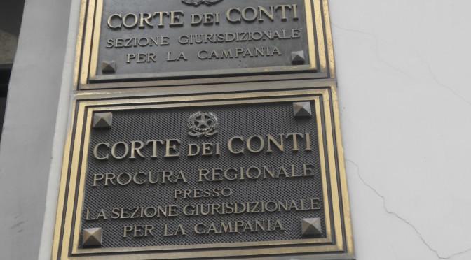 Corte dei Conti: nel Lazio forte aumento dei recuperi