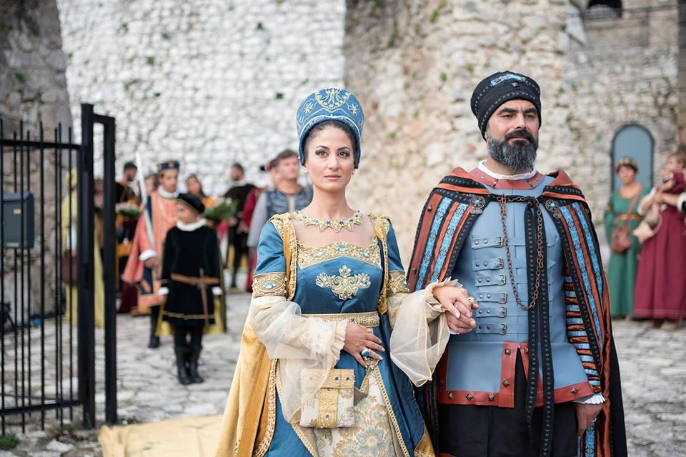Teggiano si prepara per l 39 assalto al castello gazzetta di salerno - Alla tavola della longevita ...