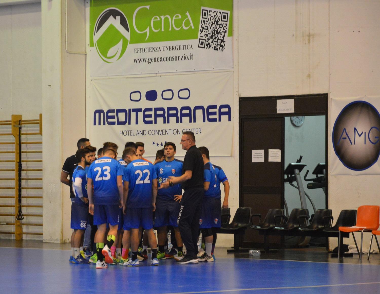 Genea Lanzara, primo successo stagionale contro Civitavecchia. - Gazzetta di Salerno