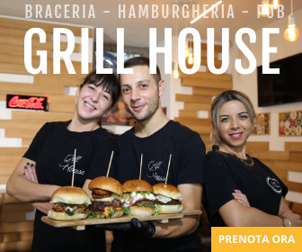 Grill House Salerno - braceria e birreria a Salerno