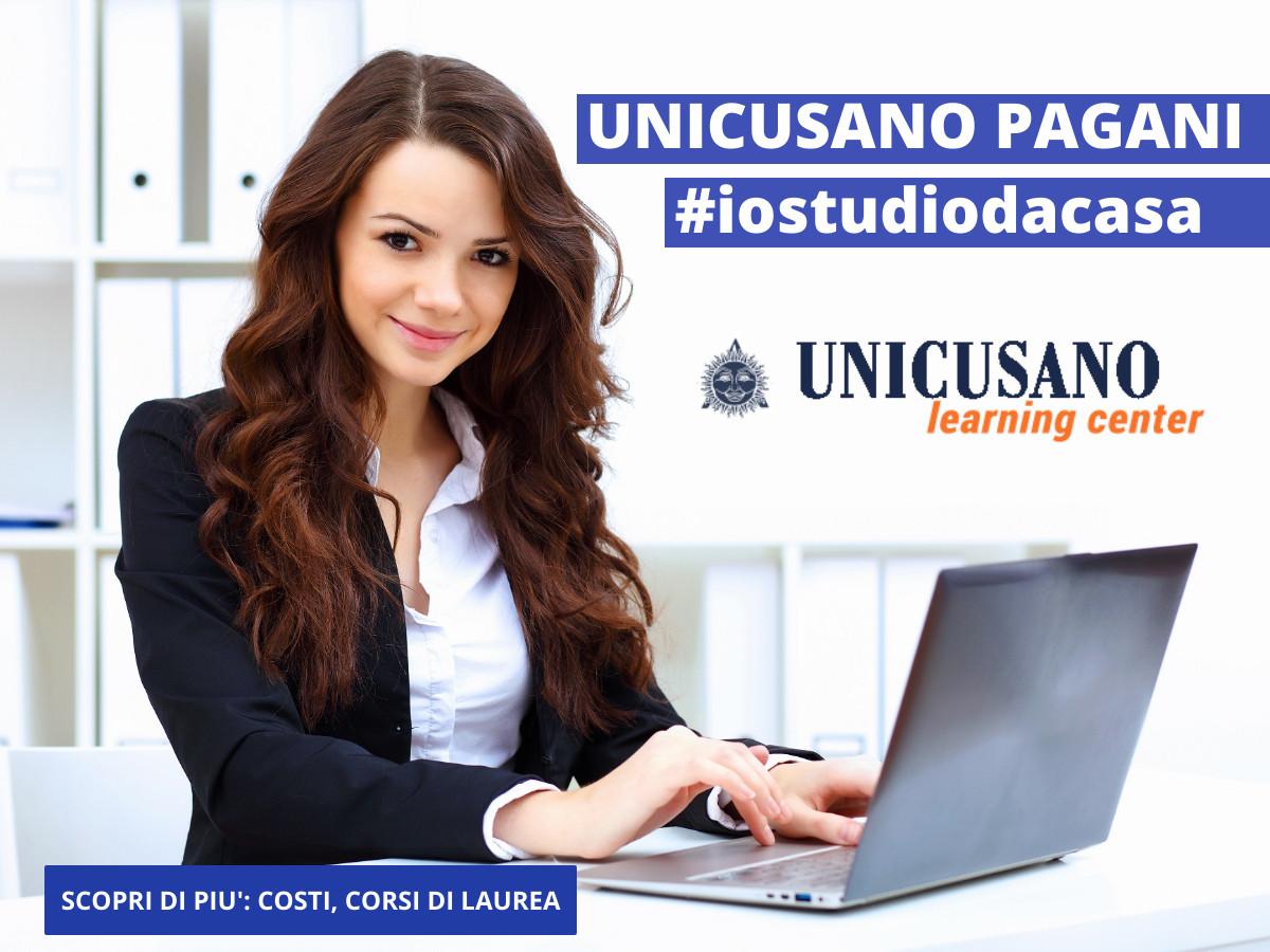 Vuoi laurearti velocemente? Iscriviti all'università on line Unicusano presso la sede di Pagani