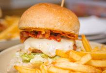 panino bacon burger