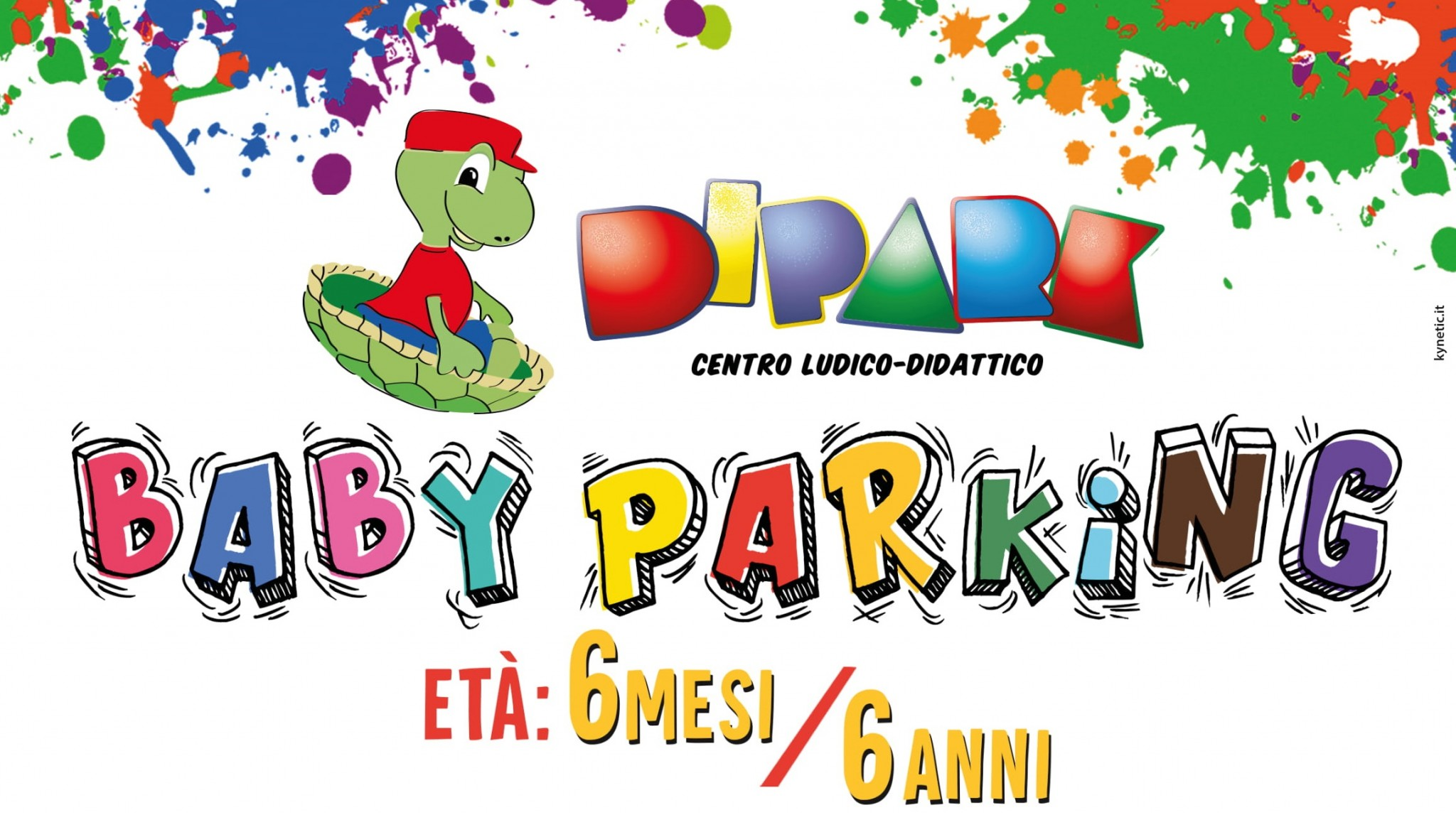 Dipark baby parking a Salerno open day