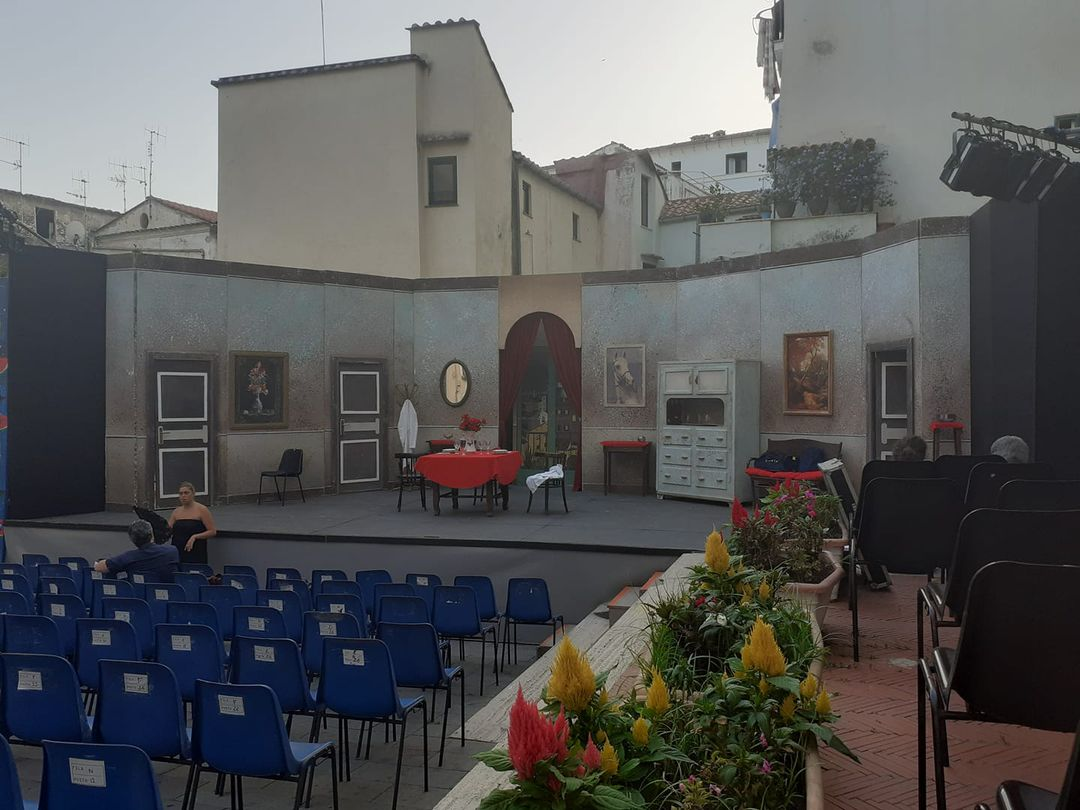 Barbuti Festival, presentazione dell'edizione 2021 venerdì 2 a Palazzo di  Città. — Gazzetta di Salerno
