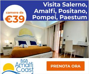 B&B Amalfi Coast Salerno al centro di Salerno